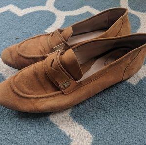 Taryn Rose penny loafers